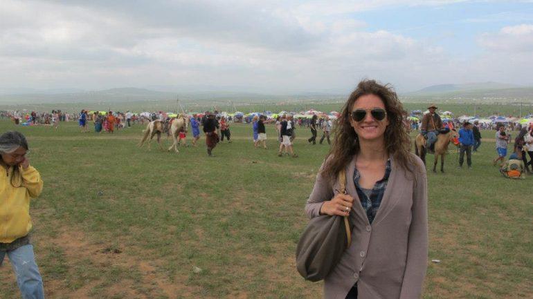 nadaam festival mongolie