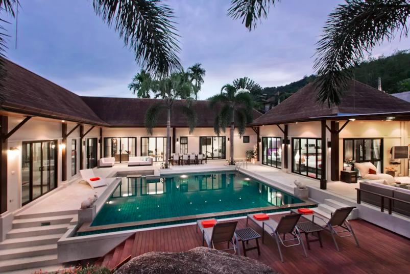 Phuket Thailand Villa