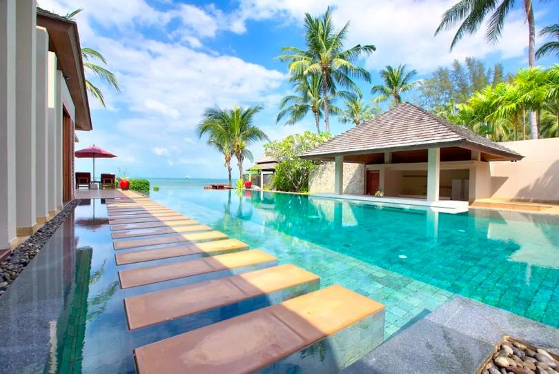 Surat Thani Thailand Villa