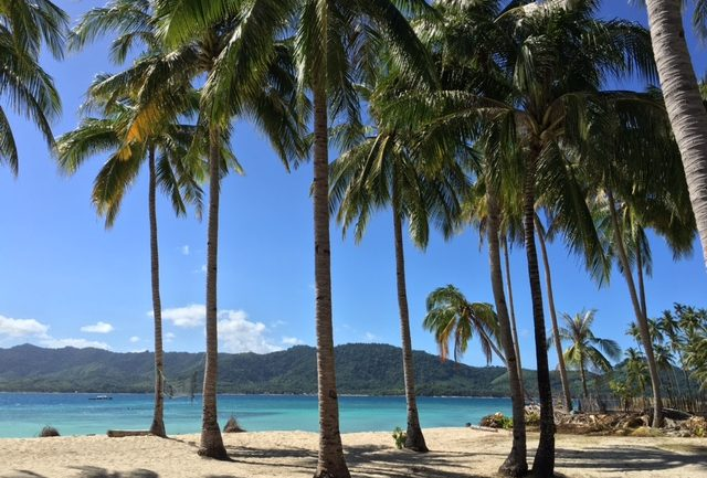 buhay isla coron el nido filipijnen