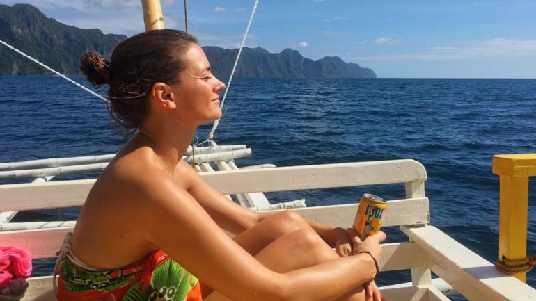 Buhay Isla Coron El Nido Filipijnen boottour