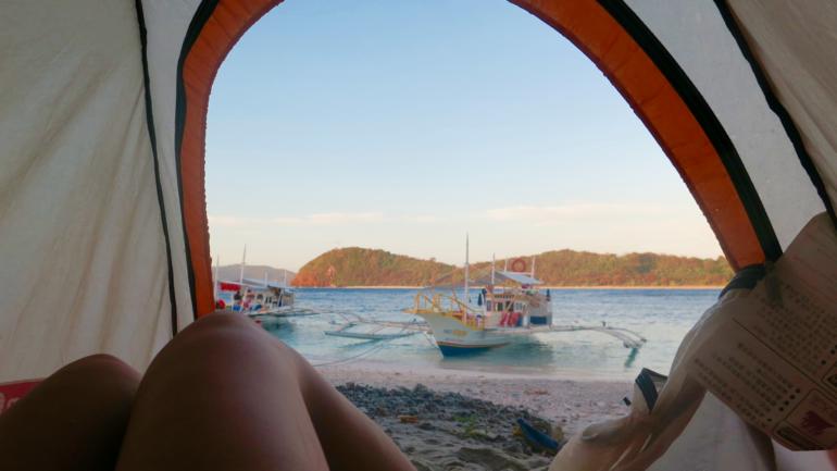 filipijnen coron el nido buhay isla