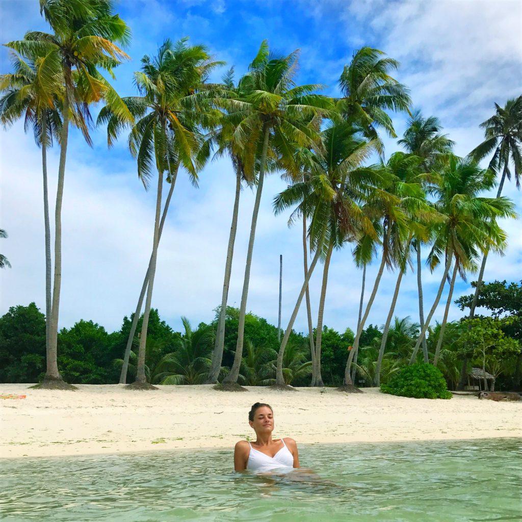 Siquijor beach strand Filipijnen