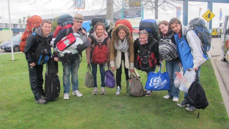 Type backpackers die je tegenkomt tijdens reizen
