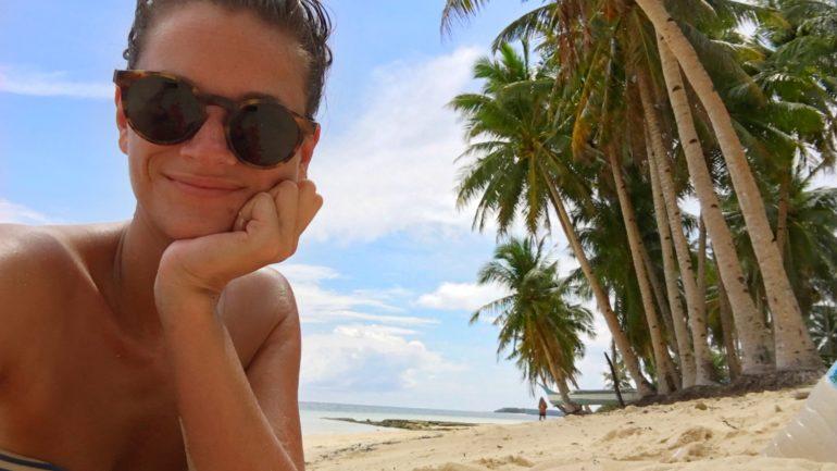 Siargao Filipijnen Beach