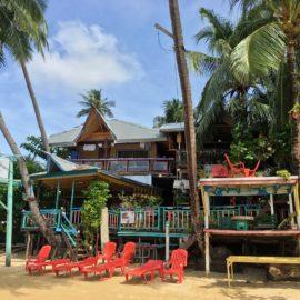 El Nido filipijnen hotel seaview