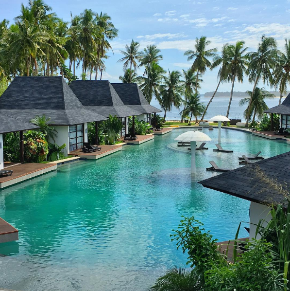 Siargao Bleu resort most beautiful hotel pools