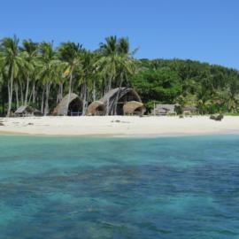 Reisroute filipijnen el nido coron palawan