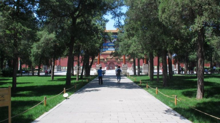 Verdwaald en verloren in Beijing