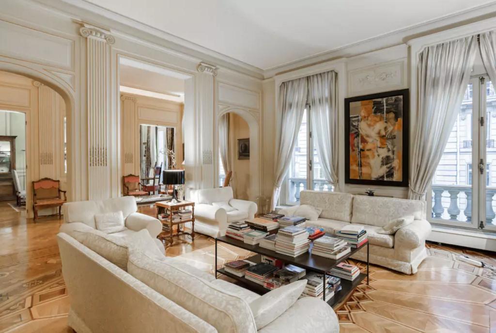 Parijs airbnb
