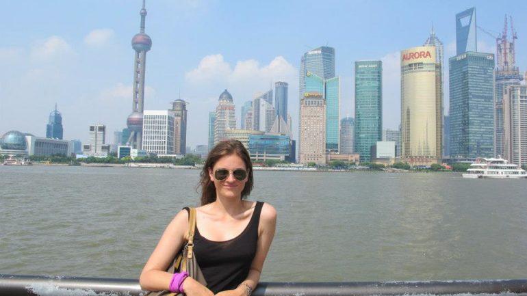 Met het openbaar vervoer door China