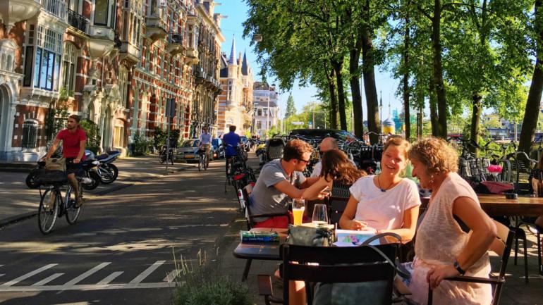 Mijn favoriete plekken in Amsterdam