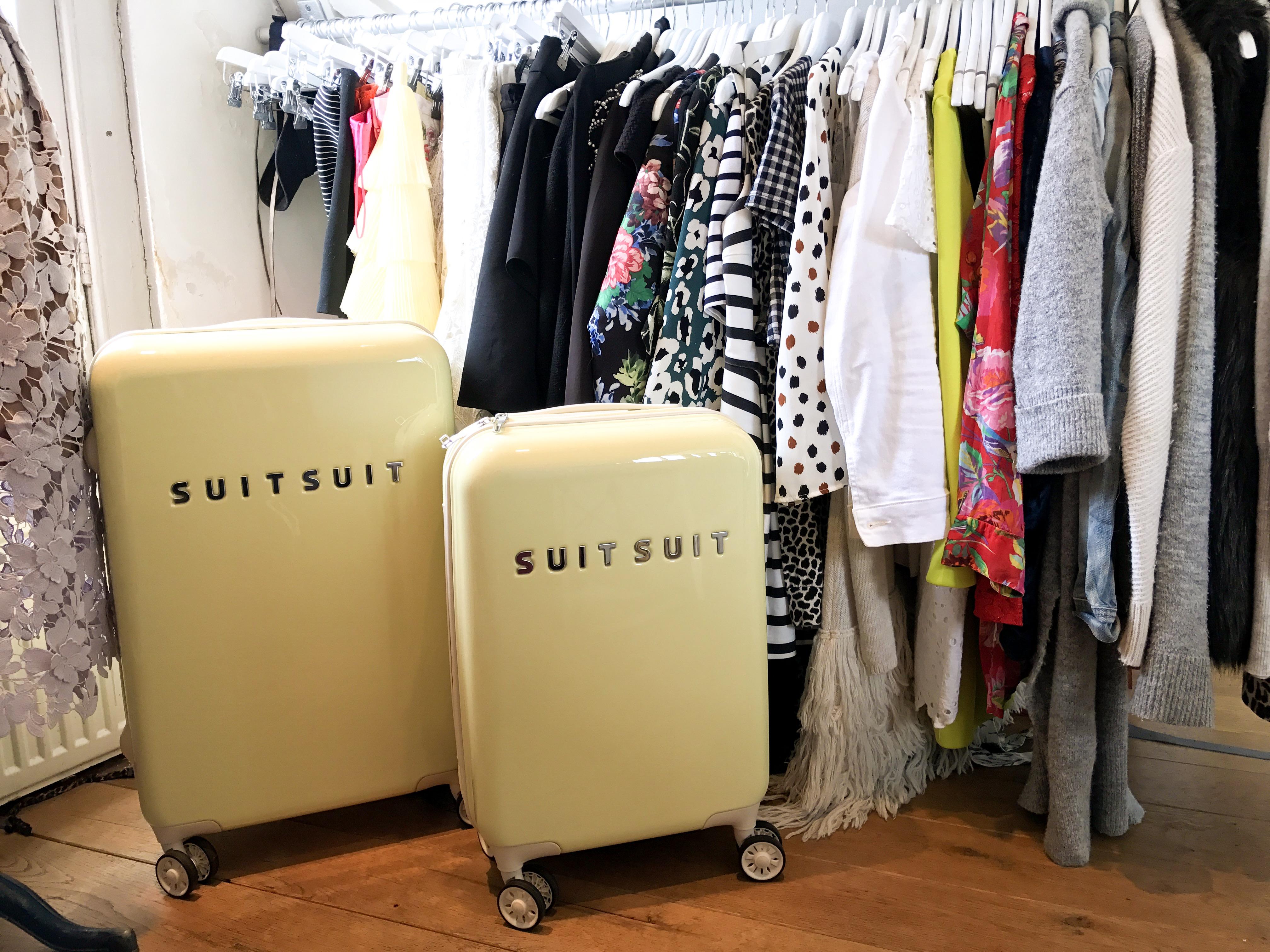 Zo pak je je koffer écht slim in