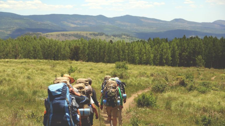 De 6 basisprincipes van het reizen