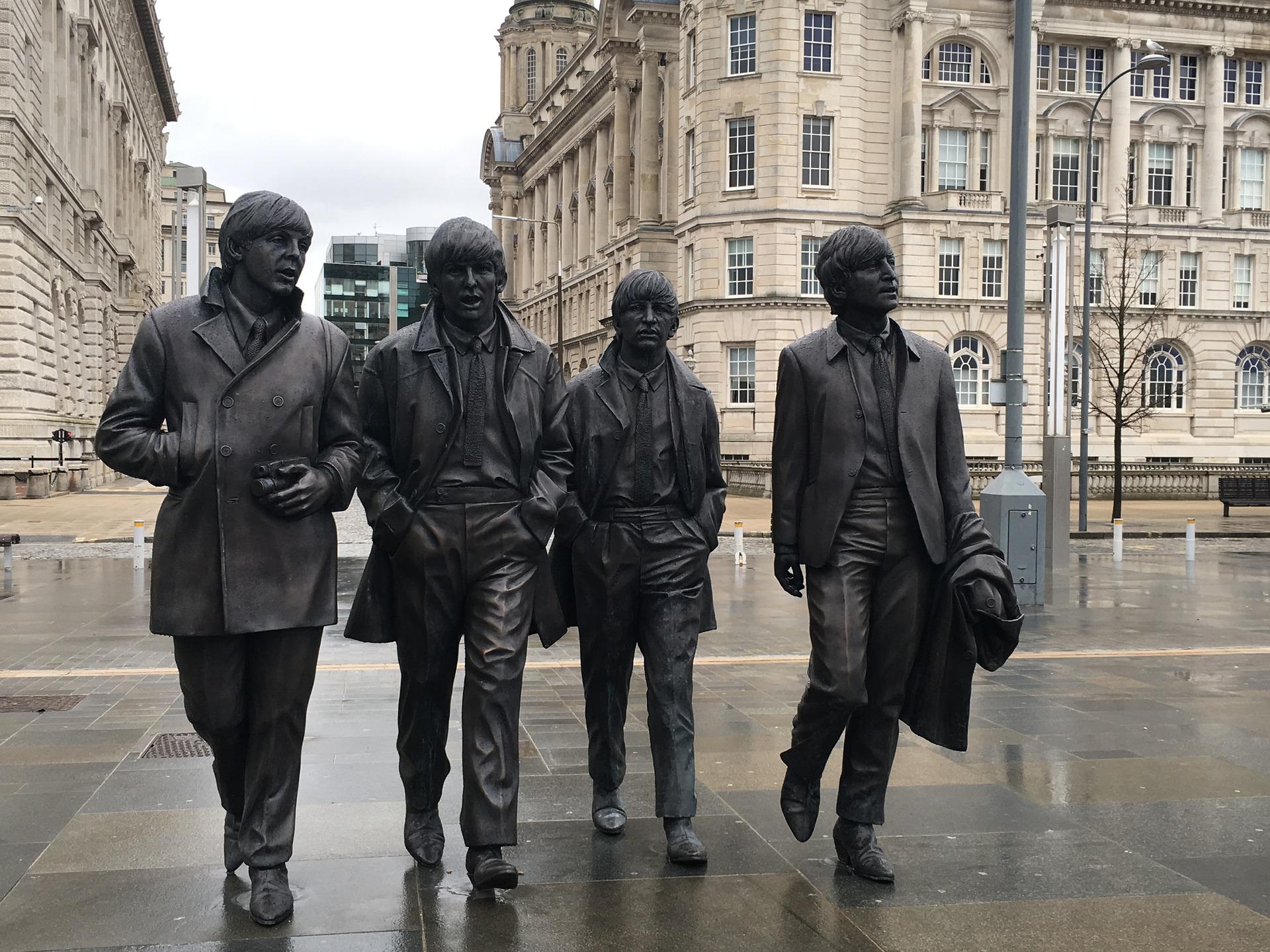 De leukste restaurants, cafés en winkels in Liverpool