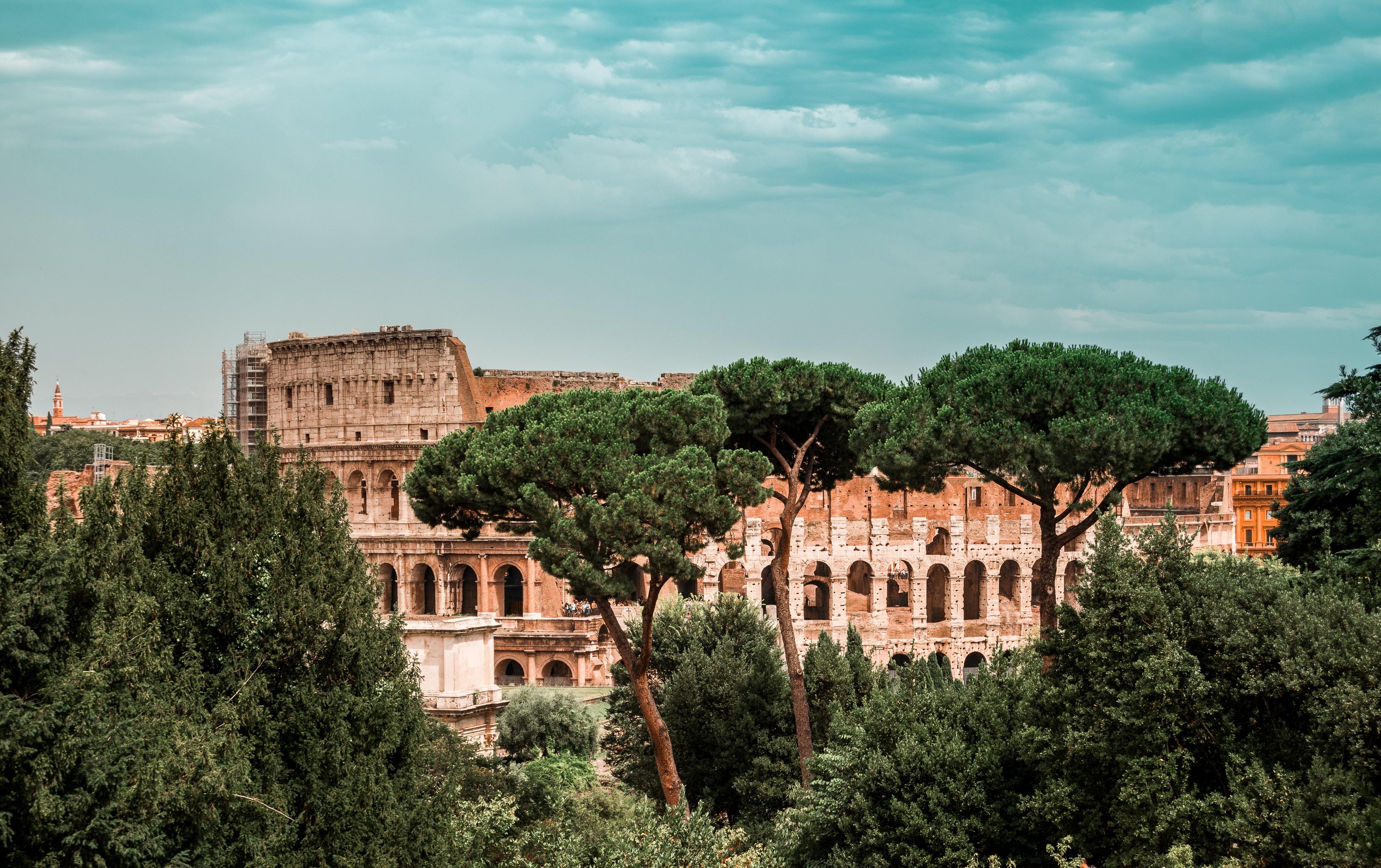 48 uur in Rome? Zo zie je alle hoogtepunten.
