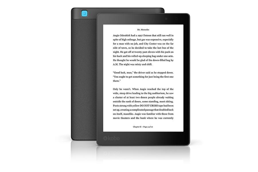 Een e-reader of toch het papieren boek?