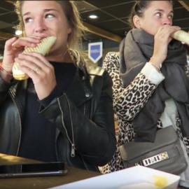 Zusjesweekend naar Maastricht