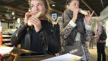 Zusjesweekend naar Maastricht  (video!)