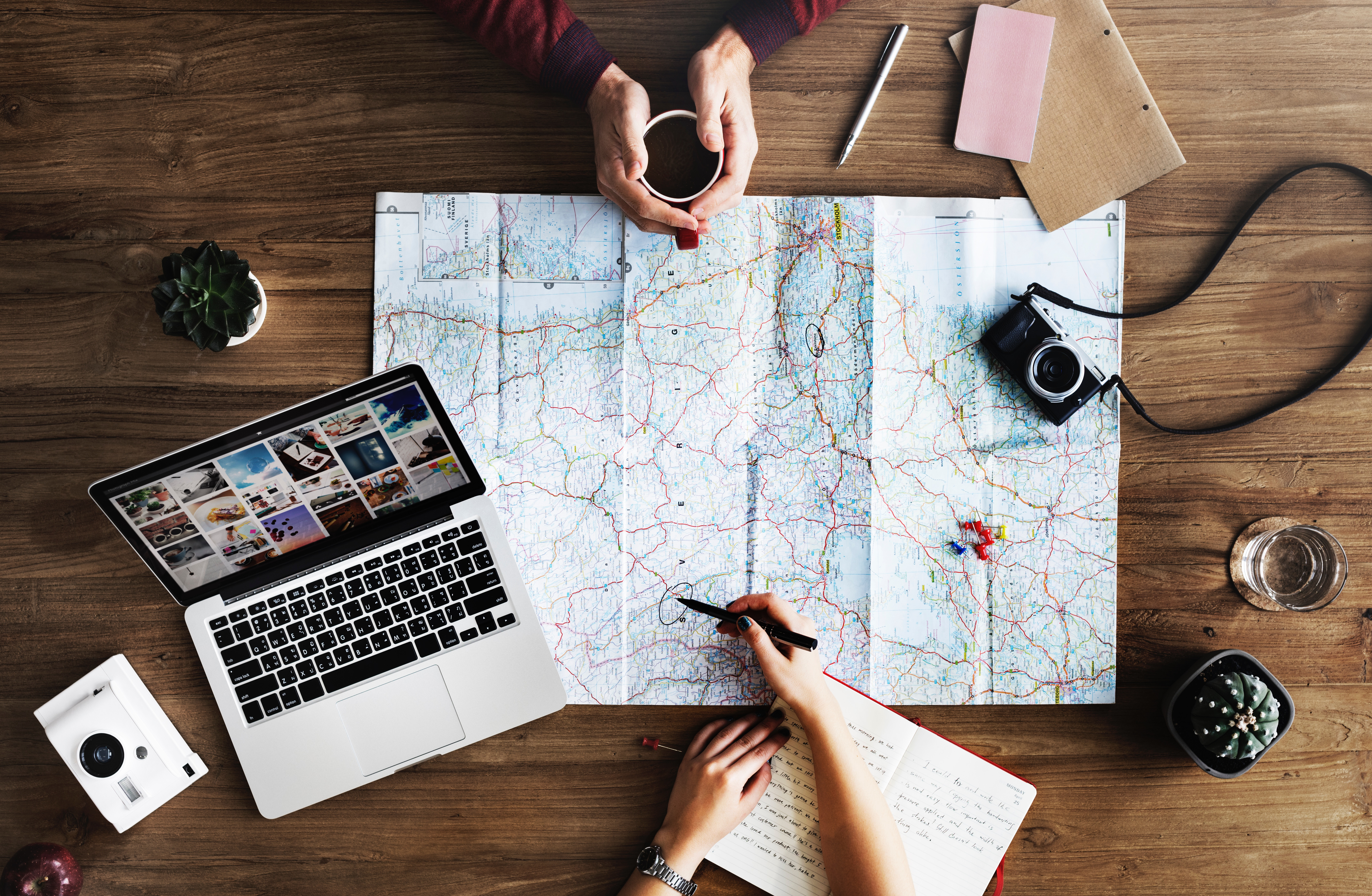 6 x veelvoorkomende reisongemakken + oplossing