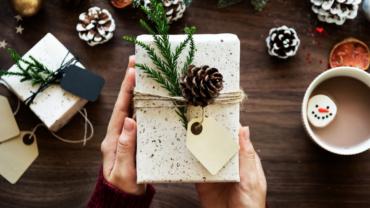 Waar dan ook ter wereld kerstcadeaus kopen