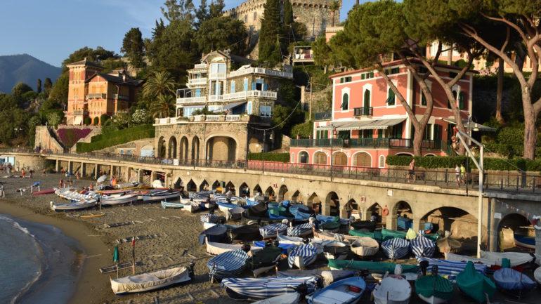 Wat kostte mijn heerlijke strandvakantie in Levanto?