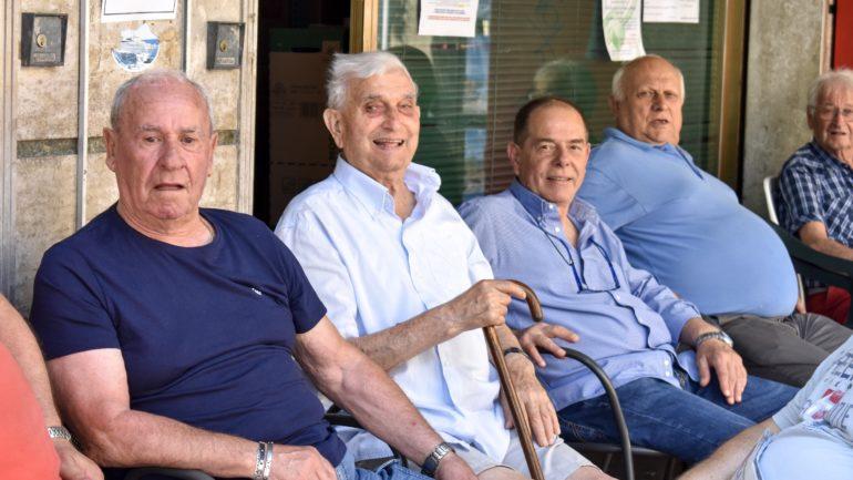 Fotoverslag: De schoonheid van Italiaanse bejaarden