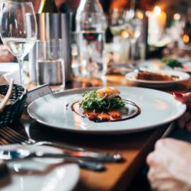 De juiste mindset voor in je eentje uit eten gaan