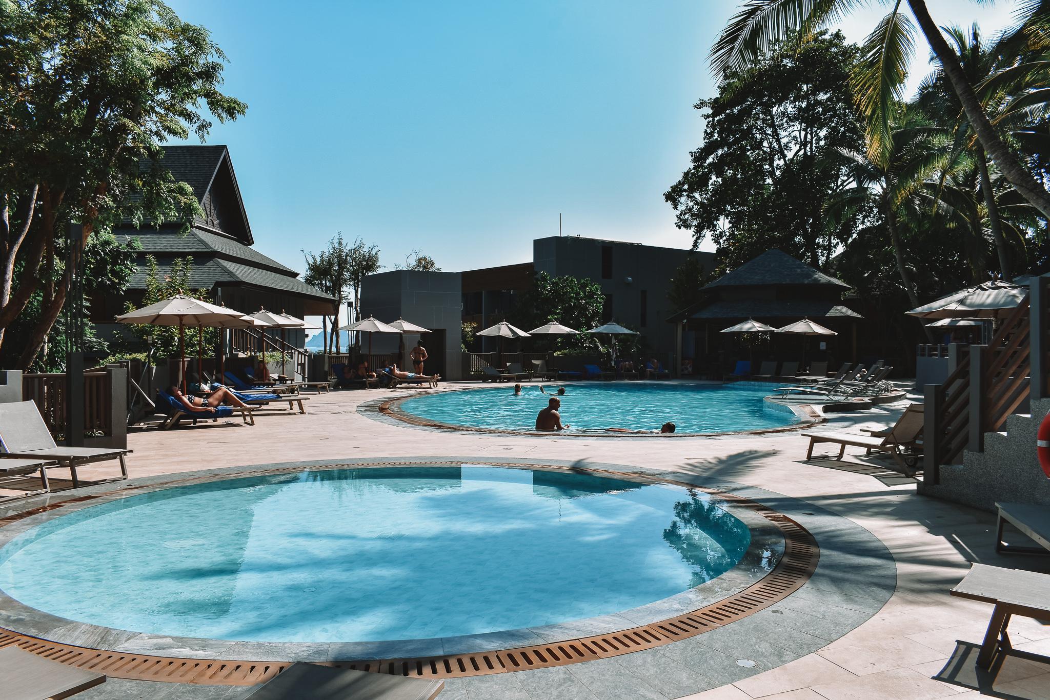 Hoteltip: DusitD2 in Ao Nang, Krabi