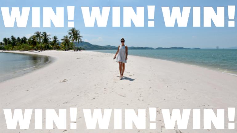 WIN: Maak kans op een wereldreis, Thailand-reis, en meer.